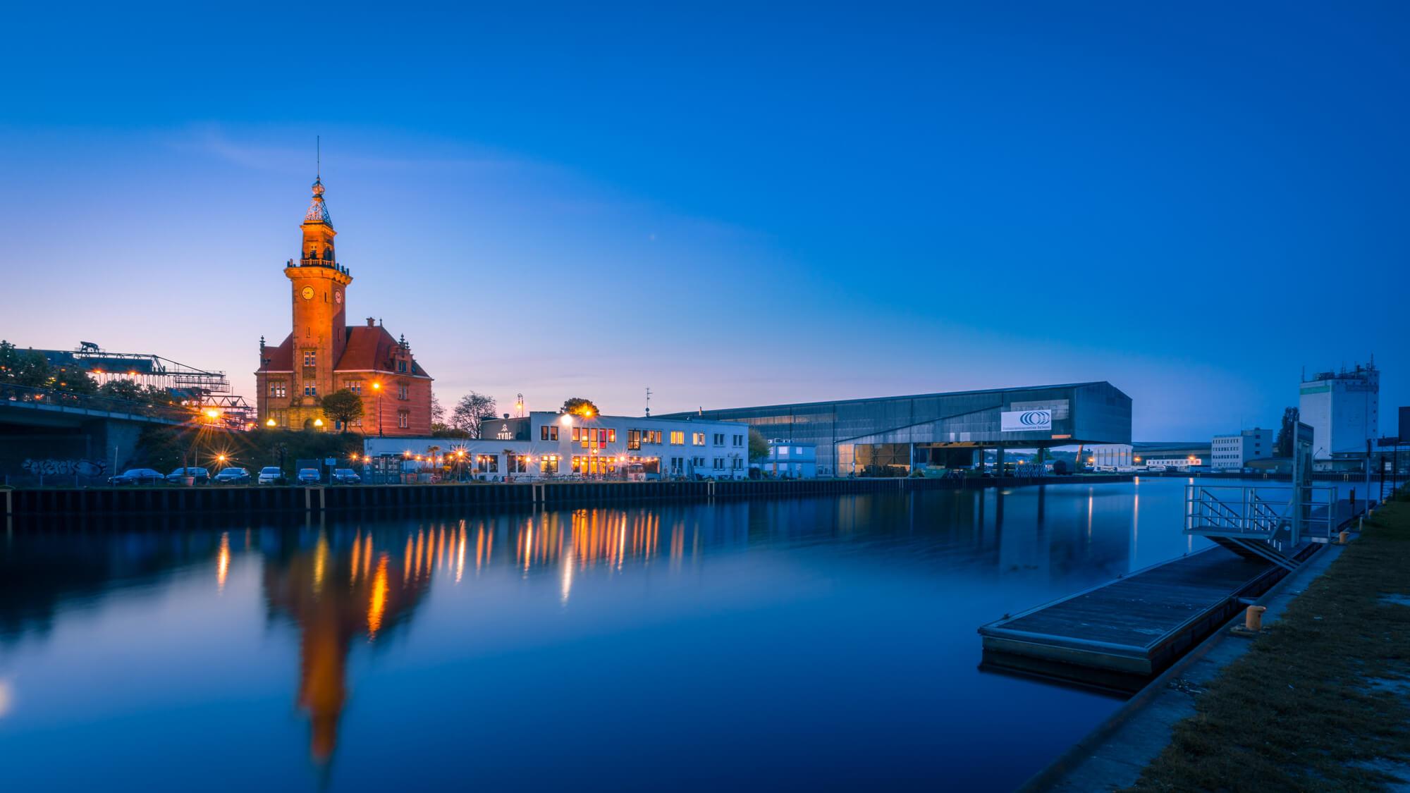 Dortmund Hafenamt